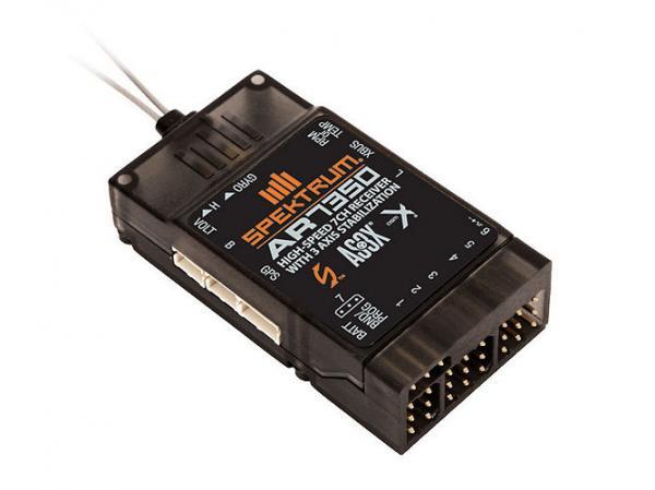 Spektrum AR7350 DSMX 7-Kanal Empfänger mit AS3X