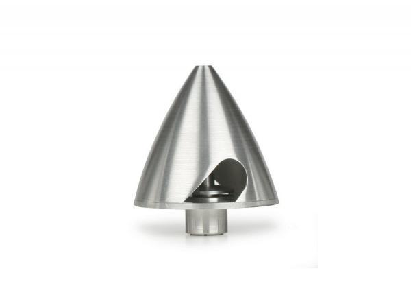 E-flite E-flite Aluminium Spinner 50mm mit 4/5mm Adapter