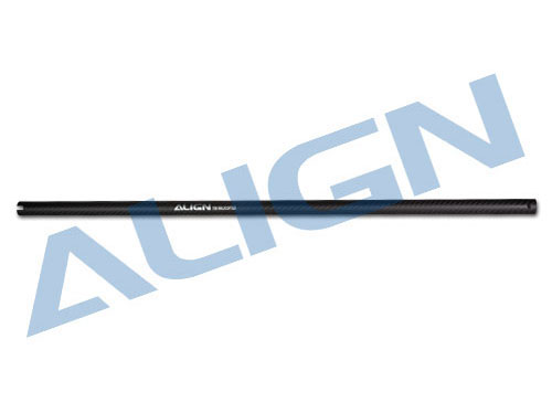 Align T-REX 700 / 700N DFC Carbon look Heckrohr (Lang) Matte Black 800mm