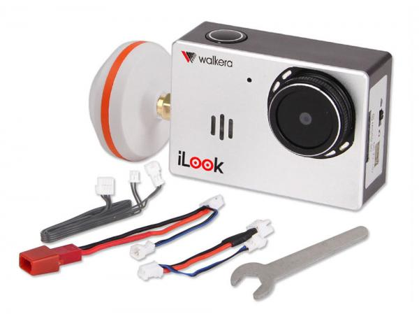 Walkera iLook HD Kamera mit 5,8GHZ Downlink