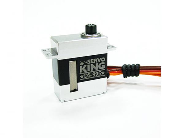Servo King Micro HV Servo DS 995 with Alu Housing # SKDS995