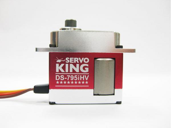 Servo King Mini HV Heckservo DS 795 iHV mit Alu Gehäuse