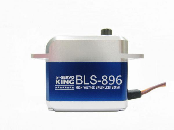 Servo King Standart HV Brushless Servo BLS 896 mit Alu Gehäuse