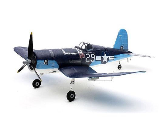 E-flite Ultra-Micro F4U Corsair BNF mit AS3X