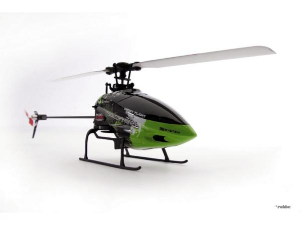 Robbe Nine Eagles Solo Pro 126 3D nur Heli ohne Verpackung
