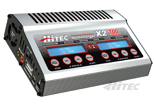 HiTEC Multicharger X2 700