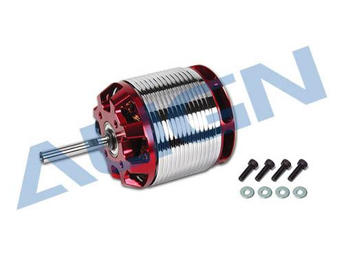 Align 800MX Brushless Motor 520KV RCM-BL800MX (35,0mm Ø6mm Welle)
