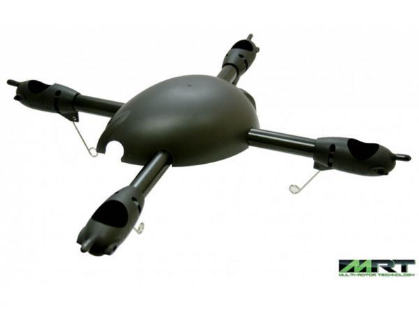 Gaui MRT 350X Basic Kit Multicopter (ohne Elektr.)