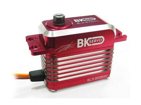 BK BLS-8005 HV+ Ultra Speed Heckservo