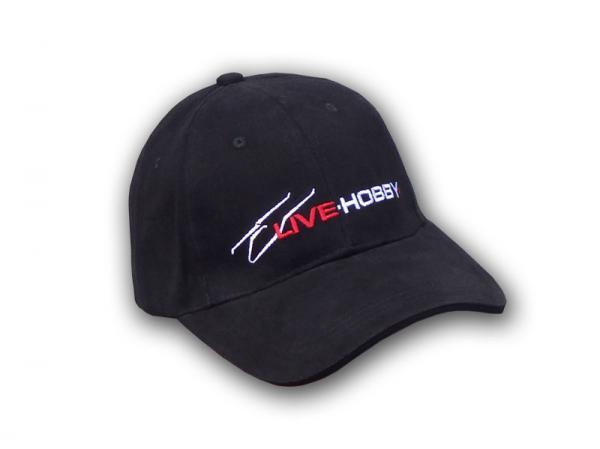 Sport Cap Live-Hobby 100% Baumwolle