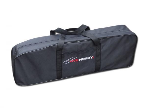 Transporttasche schwarz für T-Rex 450 und 450L DOMINATOR # ZBTTLH450