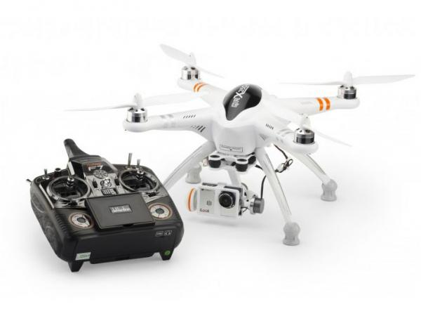Robbe - Walkera QR X350 PRO V2 FPV RTF Multikopter SET