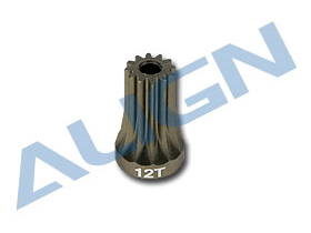 Align Ritzel 12 Z M0,6 Alu Spezialb. Ø 5mm  T-Rex 500