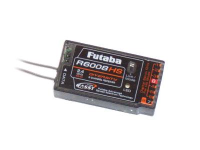Futaba Empfänger R-6008 HS 2,4 GHz 8 Kanal F1058