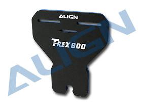 Align Rotorblattauflage Neu  T-Rex 600