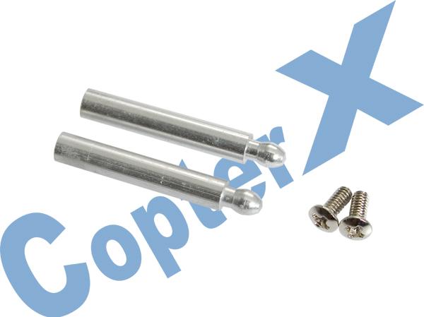 CopterX Aluminium Haubenbefestigung