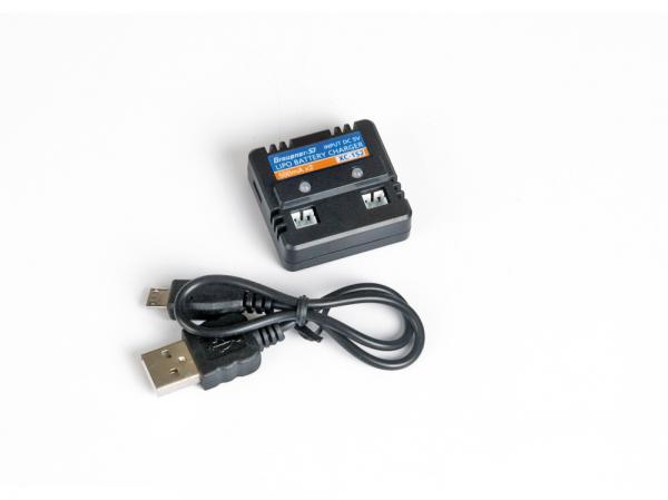 Graupner USB Ladegerät für 1S LiPo Akkus