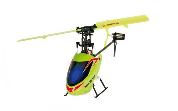 Graupner Heim 3D 100 WP Helikopter HoTT
