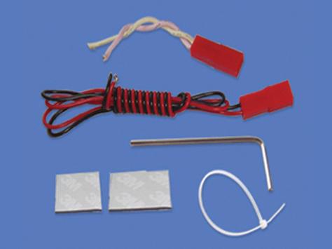 Walkera Kabel- und Befestigungsset