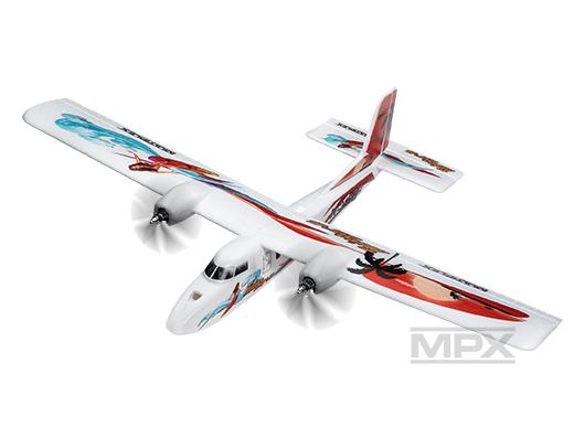 Multiplex RR TwinStar BL- Summertime