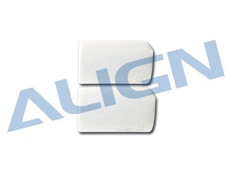 Align Paddel - Set Weiss  T-Rex 250 SE