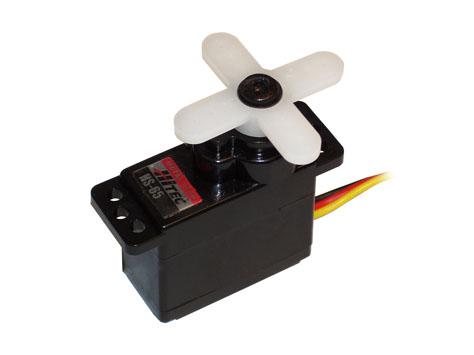 Hitec Servo HS-65HB mit Karbonite-Getriebe
