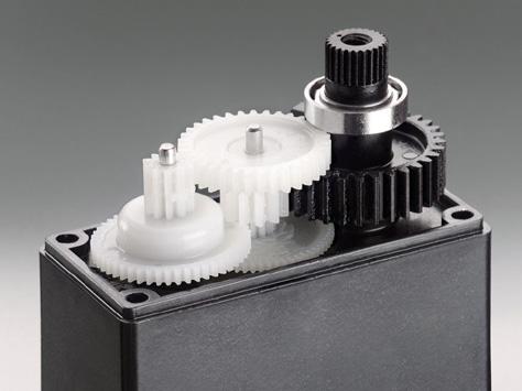 Futaba Getriebesatz S 3152 & S 3010