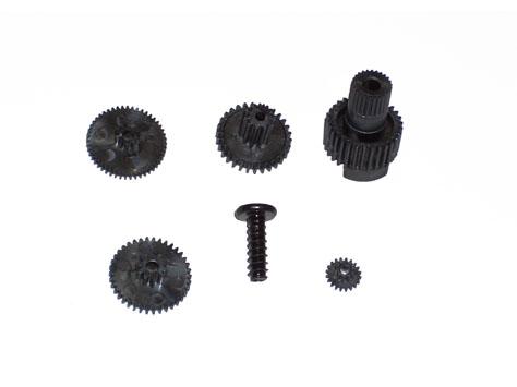 HITEC - Multiplex Getriebesatz HS-65-HB