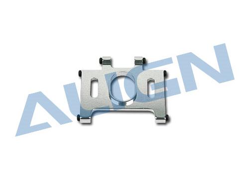 Align Motorträgerplatte CNC Aluminium  T-Rex 250