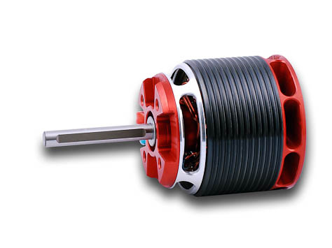 Kontronik Brushless Motor PYRO 650-53 L
