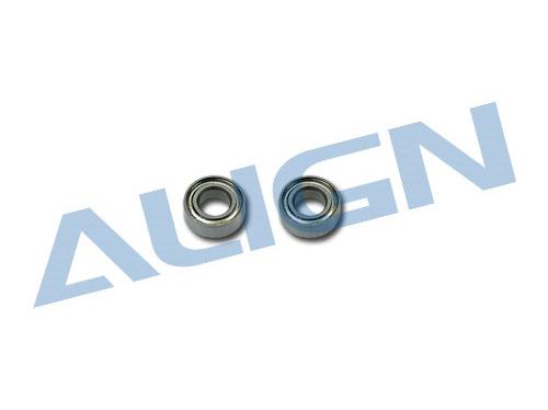 Align Lager MR74ZZ (Ø3.5xØ7x 2.5mm) x 2St. T-Rex 250