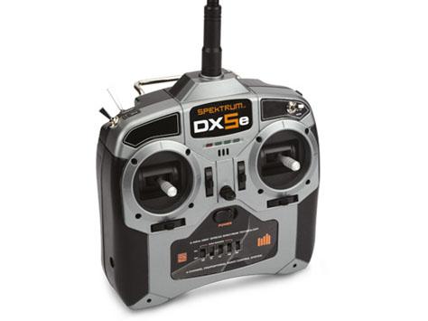 Spektrum DX5e 2,4GHz Sender ohne Rx M2