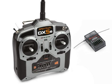 Spektrum DX5e 2,4GHz Sender & Empfänger AR500 M2