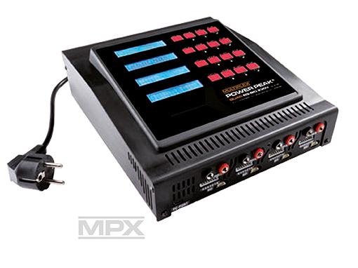 Multiplex POWER PEAK® QUAD EQ-BID 230V