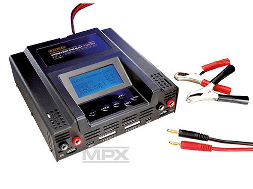 Multiplex POWER PEAK® TWIN EQ-BID 1000W