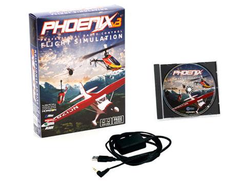 Phoenix Simulator Software V3
