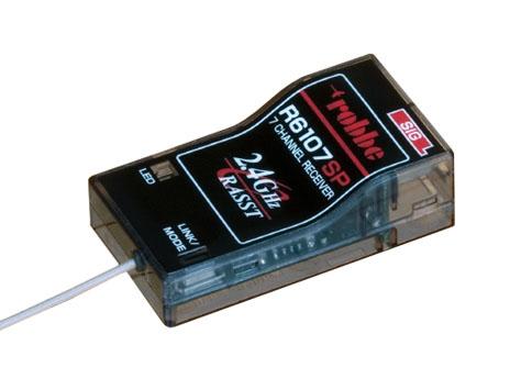 Futaba Empfänger R-6107 SP 2,4 GHz 7 Kanal