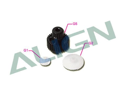 Align Servo Getriebesatz DS420