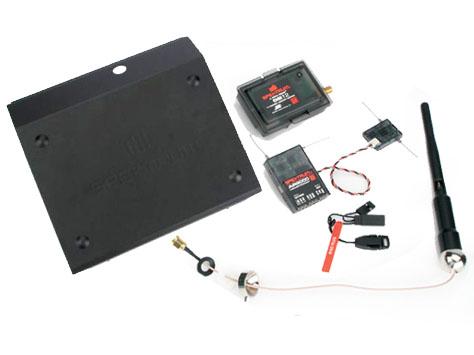 Spektrum DSM2 Modul Graupner + AR9000