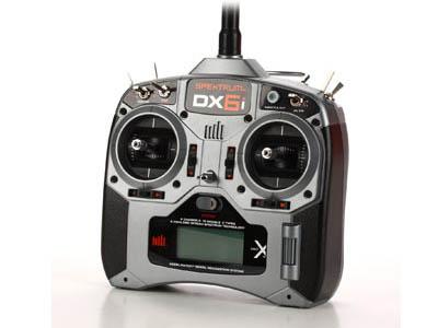 Spektrum DX6i DSM x nur Sender Mode 1