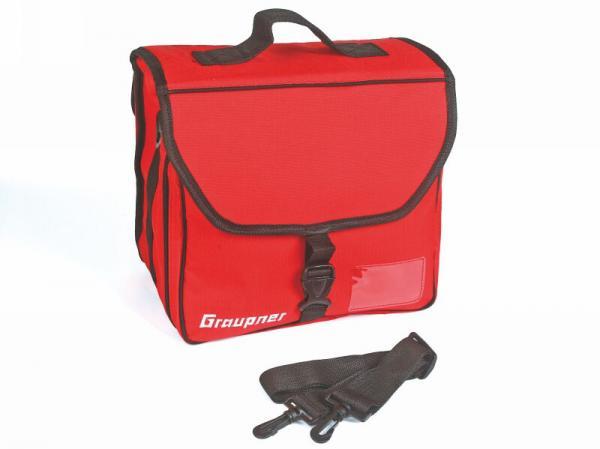 Graupner Sender und Werkzeugtasche für Handsender