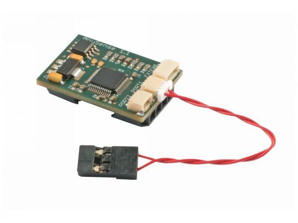 Graupner Telemetrieadapter NAZA/HoTT ANYSENSE