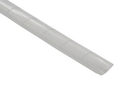 Spiralschlauch 5-50mm natur 1m