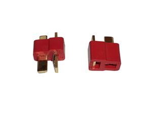 T-PLUG Stecker und Buchse je 5 Stück