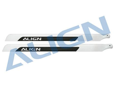 Align 3K 690D Carbon Fiber Rotorblätter 690mm