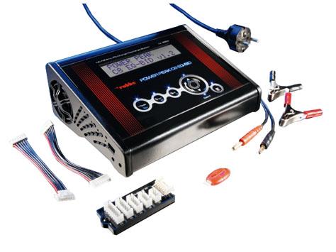 Robbe Power Peak C8 EQ-BID 12V/230V 180W Ladegerät