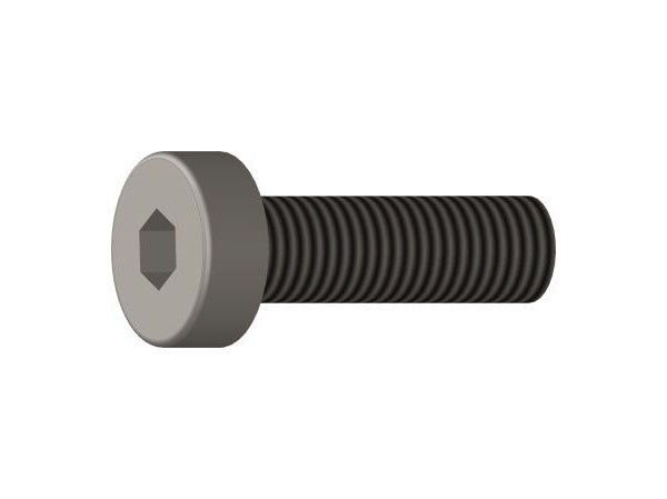CORE 700 6x 445685 - Flachkopfschraube Innensechskant M3x10