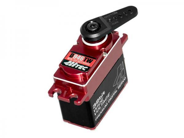 Hitec Taumelscheibenservo D946TW Full Metal Case
