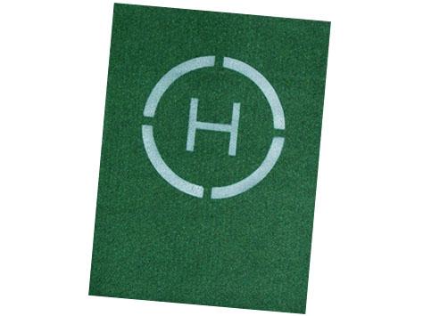 Heliport für RC Helis 100 cm x 65 cm