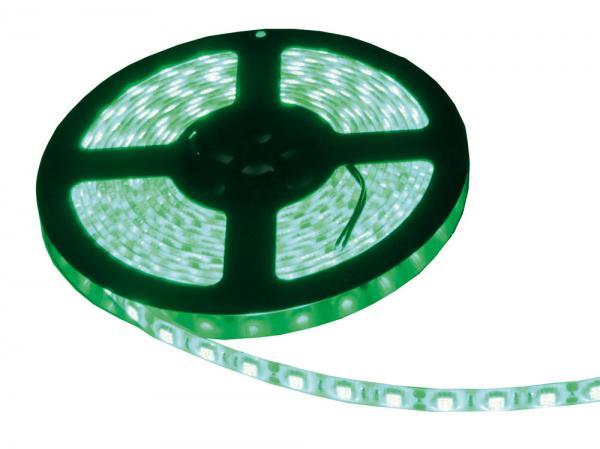 LED Strips / Kette Grün 14,4W/m 5m IP67  60LEDs/m 12VDC